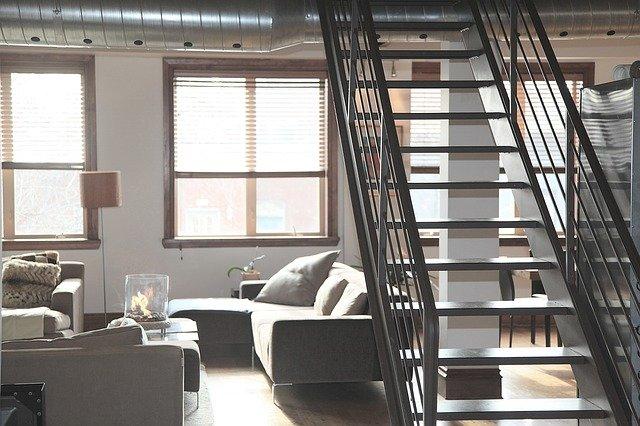 mieszkanie w stylu lat 60